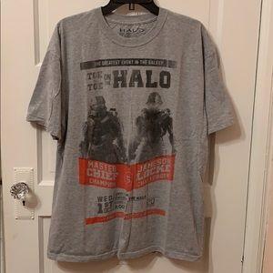 Halo T-Shirt size XL